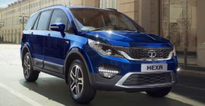 Check for Tata Hexa Price in Ahmedabad